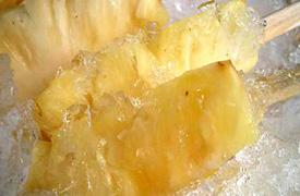 パイナップル串